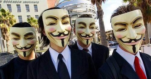 Anonymousê malperên fermî yên dewleta Tirk serobinî hev kir!