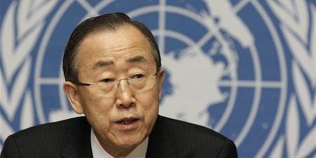 Ban Ki-mun: Divê ji bo Suriyê bi lez konferans bicive