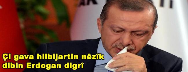 Çi gava hilbijartin nêzîk bibin Erdogan digrî