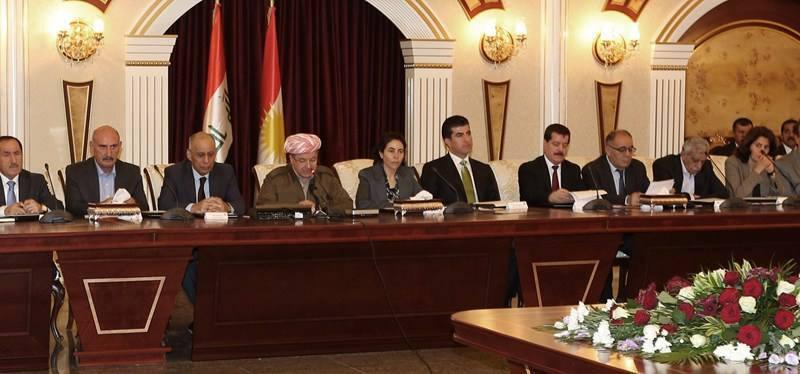 Civîna Konferansa Netewî ya Kurd pêk hat.