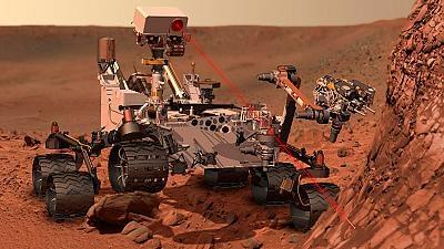 Curiosity li Marsê salekî xwe bidawî kir