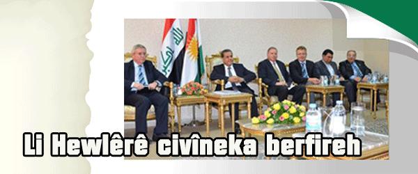 Gelik welatên cîhanê çavdêriya hilbijartinên Kurdistanê dikin