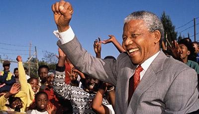Gelo Nelson Mandela mir?
