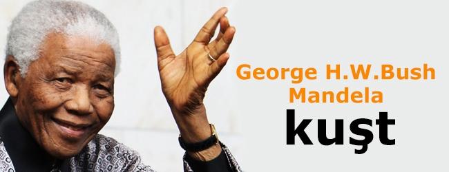 George H. W. Bush Mandela kuşt