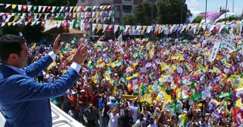 HDP Bersiva Erdoxan da