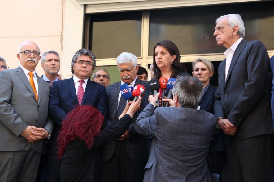 Hevditina Partiyên Kurdî jibo Hilbijartina Tirkiyê
