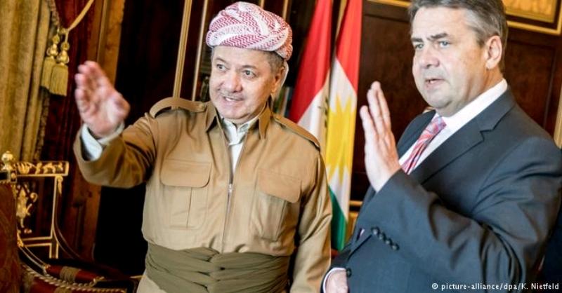 Iraqê nehişt Elmanya bibe navgihên