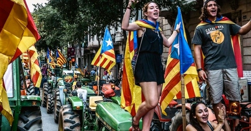 Îro Referandûma Serxwebûnê ya Katalonyayê ye