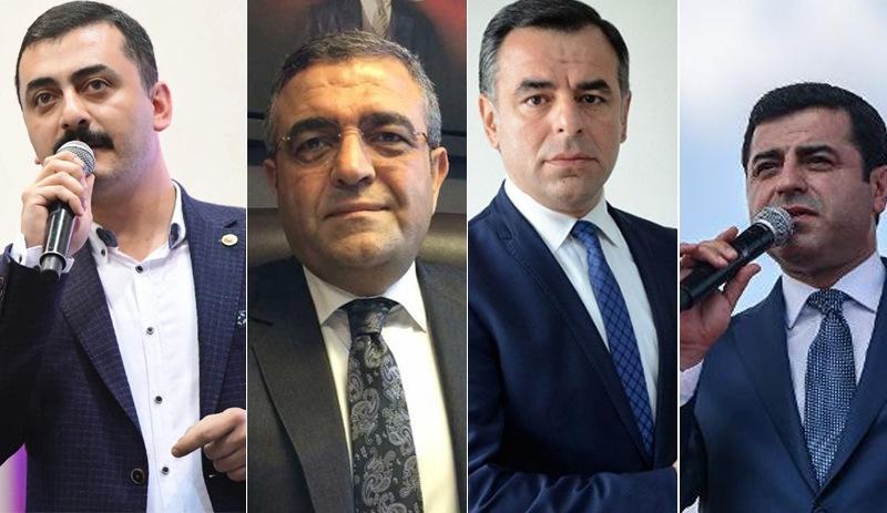 Ji Parlementerên CHPê Piştevaniya ji Demirtaş