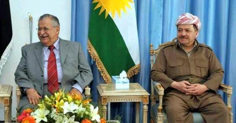 Kurdistan şîna Mam Celal girê dide