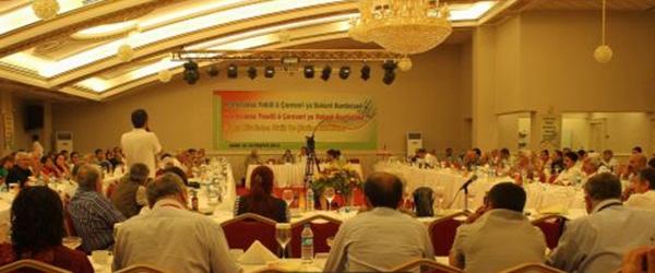 Konferansa Çareserî û Yekitiyê ya Bakurê Kurdistanê