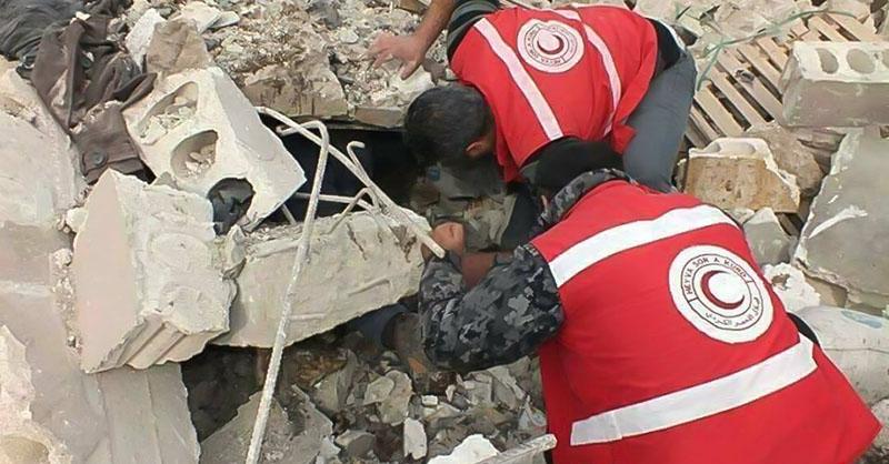 Li Cilbirê ya Efrînê 11 kes hatine kuştin 6 jê zarokin