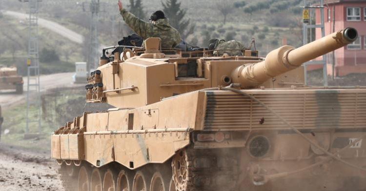 Li Efrînê çi dibe?