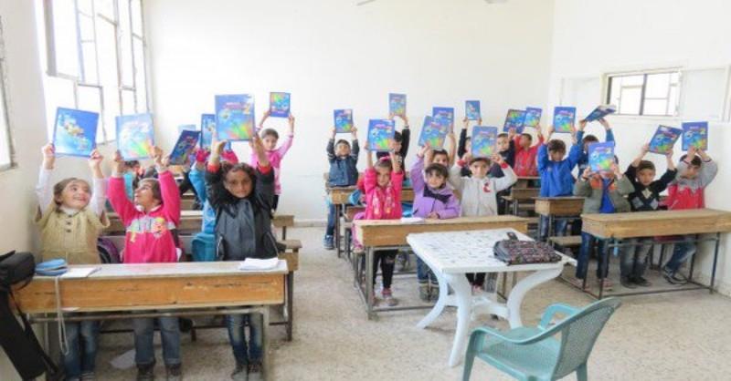 Li Rojava kurdî bû tekane zimanê perwerdehiyê