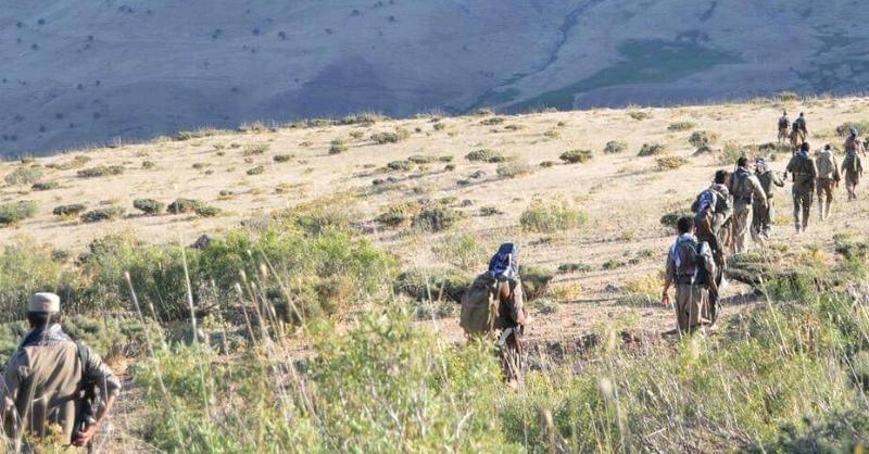 Li Rojhilatê Kurdistanê 2 Pêşmerge şehîd ketin