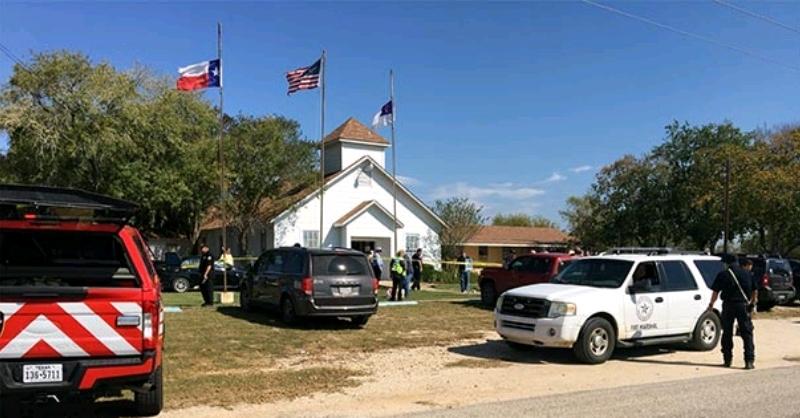Li Teksasê êrîşa çekdarî pêk hat 27 kes hatine kuştin.