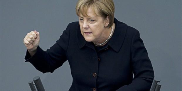 Merkel: Geşedanên li Tirkiyê tirsinakin.