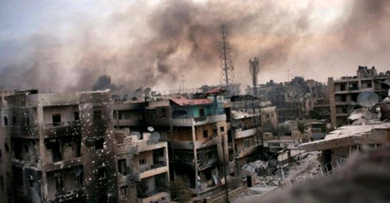 Mesrefa Şerê Surî 226 Milyar dolar derbas kiriye