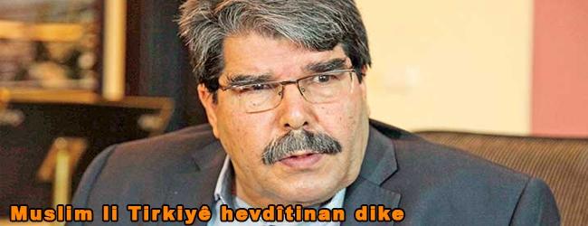 Muslim li Tirkiyê hevdîtinan dike