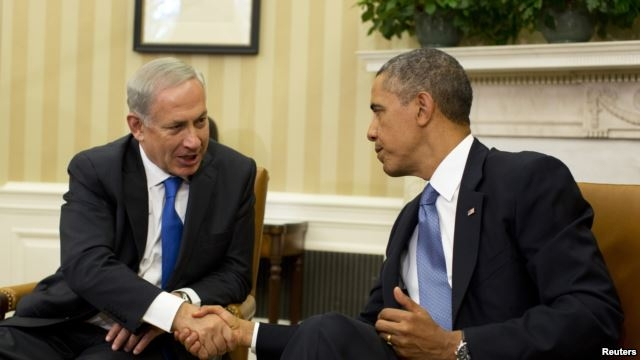 Obama û Netanyahu li Washington Kom Dibin
