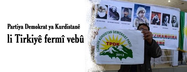 Partiya Demokrat ya Kurdistanê li Tirkî fermî vebû