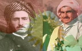 PDK û Du Pêşengên Kurd Qazî Mihemed û Mistefa Barzani - Sirac Oguz