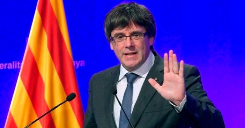 """Puigdemont """"Em dê di nava çend rojan de serxwebûnê ragihînin"""""""