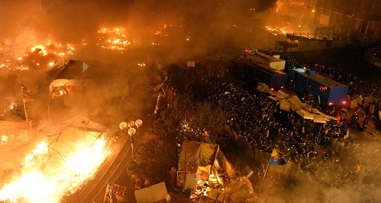 Qeyrana Kirim û Ukraynayê mezin dibe