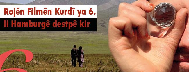Rojên Filmên Kurdî ya 6. li Hamburgê destpêkir