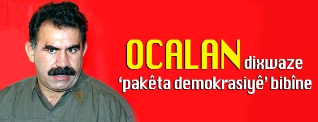 Rojnameya Milliyet: Ocalan dixwaze 'pakêta demokrasiyê' bibîne