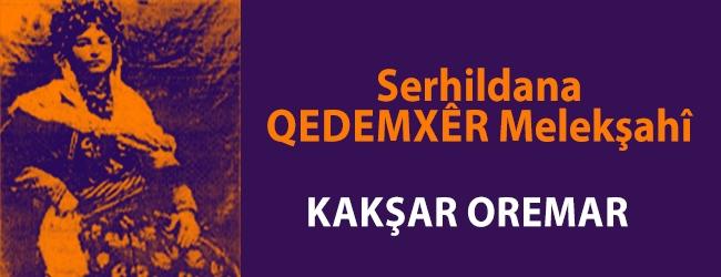 Serhildana Qedemxêr Melekşahî