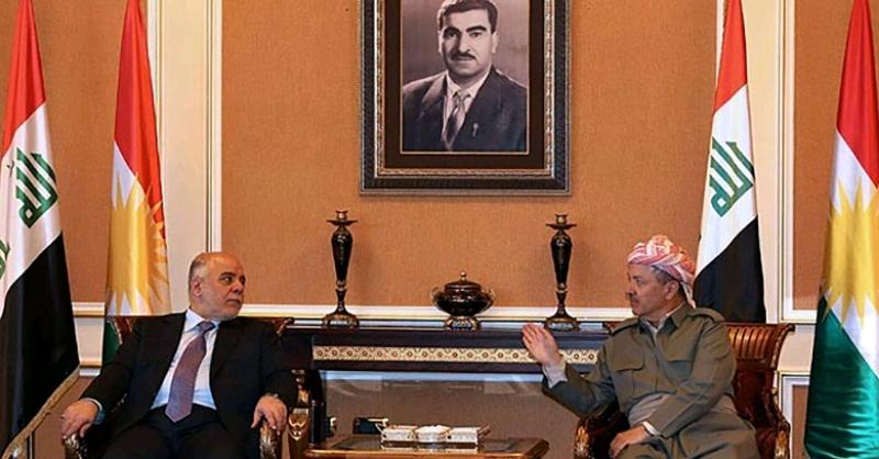 Serokê Kurdistanê û Serwezîrê Iraqê li Parîsê dicivin
