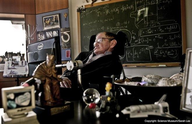 Stephen Hawking û Projeya Nû