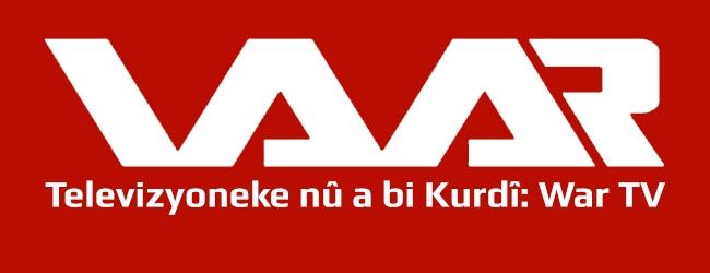 Televizyoneke nû a bi Kurdî: War TV