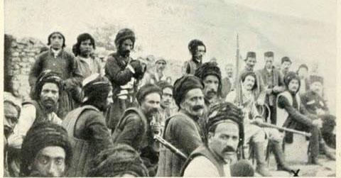 Tîrmeh û Germahiya Doza Kurdistanê
