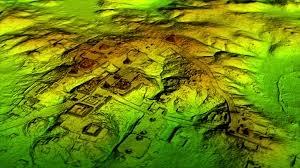 Xirbeyên Mayayiyan û Teknîka Nû LIDAR