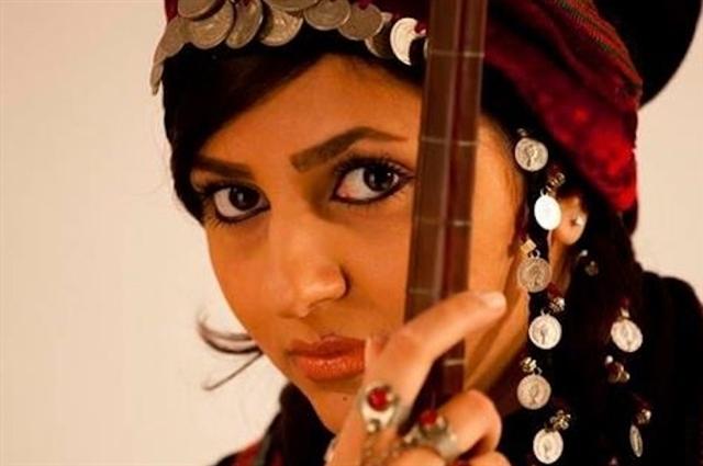 Yelda Ebbasî dixwaze li herêma Kurdistanê konserekê saz bike